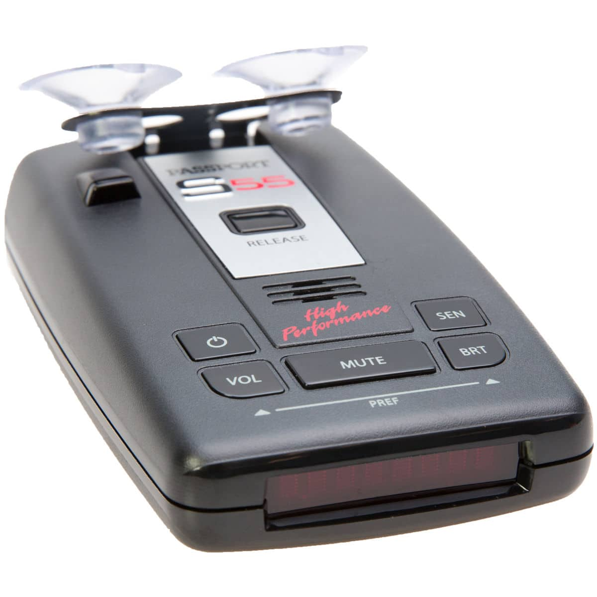 Escort Passport S55 High Performance Pro Radar and Laser Detector w/ DSP $119 + Free Shipping (eBay Daily Deal)
