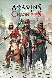 Assassin's Creed Chronicles Trilogy - Digital Copy (XBOX One) - $8.25