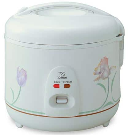 Zojirushi Rice Cookers: NS-RNC10FZ 5.5-Cup  $80 & More