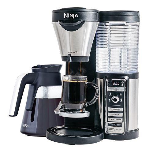 Kohl's Cardholders: Ninja Coffee Bar with Glass Carafe + $20 Kohl's Cash  $105 & More + Free S&H