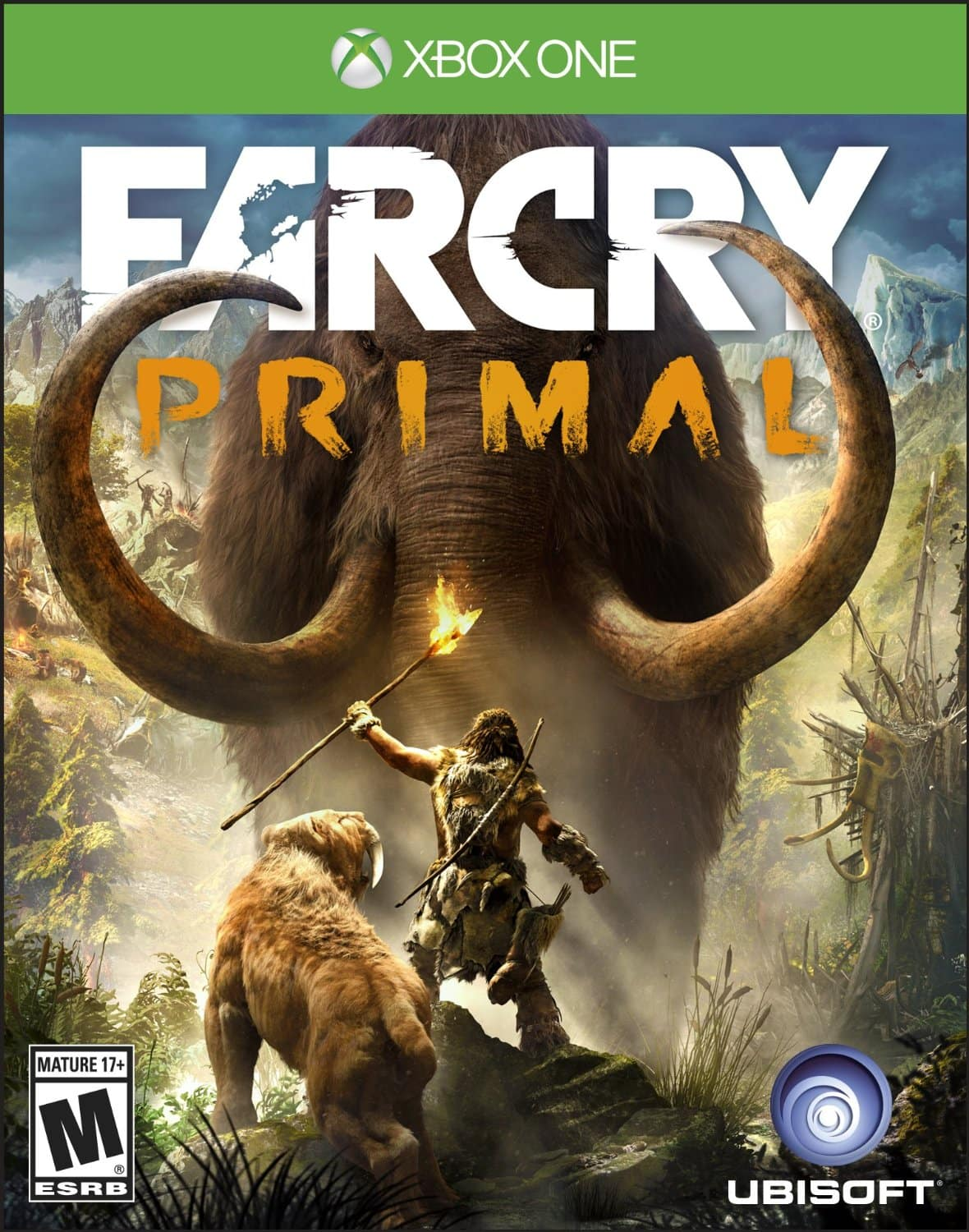 Video Games: Far Cry Primal (Xbox One)  $25 & More + Free S&H w/ ShopRunner