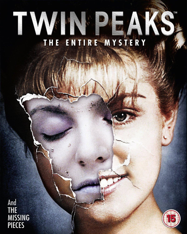Twin Peaks: The Entire Mystery (Region Free Blu-ray)  $27.30