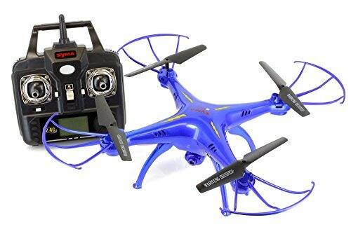 $34.69 - Syma X5SW Explorers 2 2.4 Gyro RC Headless Quadcopter with Bonus Accessories