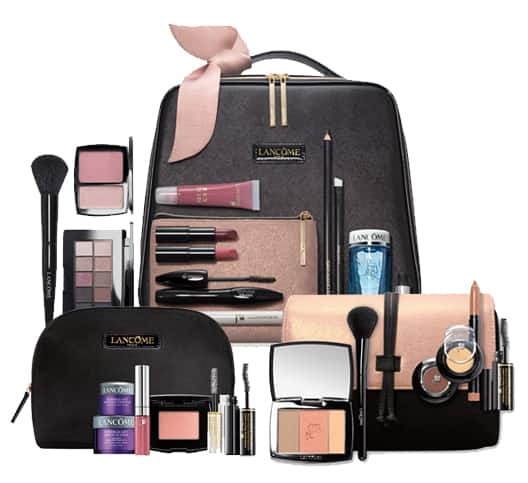 Macys Beauty $10 Off Every $50 26-Piece Lancome Makeup Set - Slickdeals.net