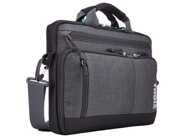 "Thule Messenger/Notebook Carrying Bag for 13"" Laptop (Gray) + $5 Newegg Gift Card $23 + Free Shipping"