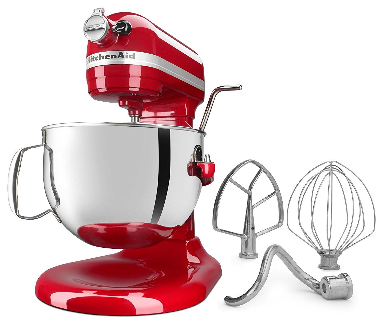 KitchenAid Professional 6-Quart Bowl-Lift Stand Mixer ...