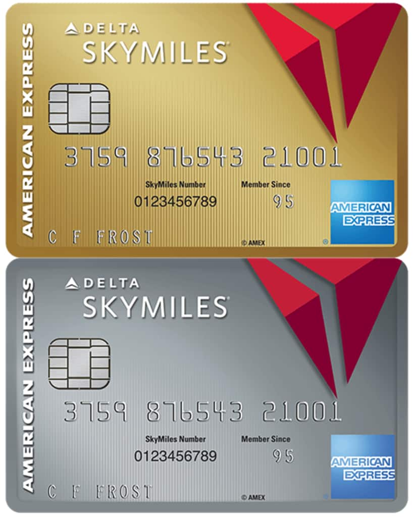 Delta SkyMiles® Credit Card from American Express - Slickdeals.net