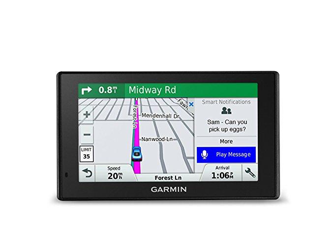 Garmin DriveSmart 51 NA LMT-S GPS w/ Lifetime Maps & Traffic