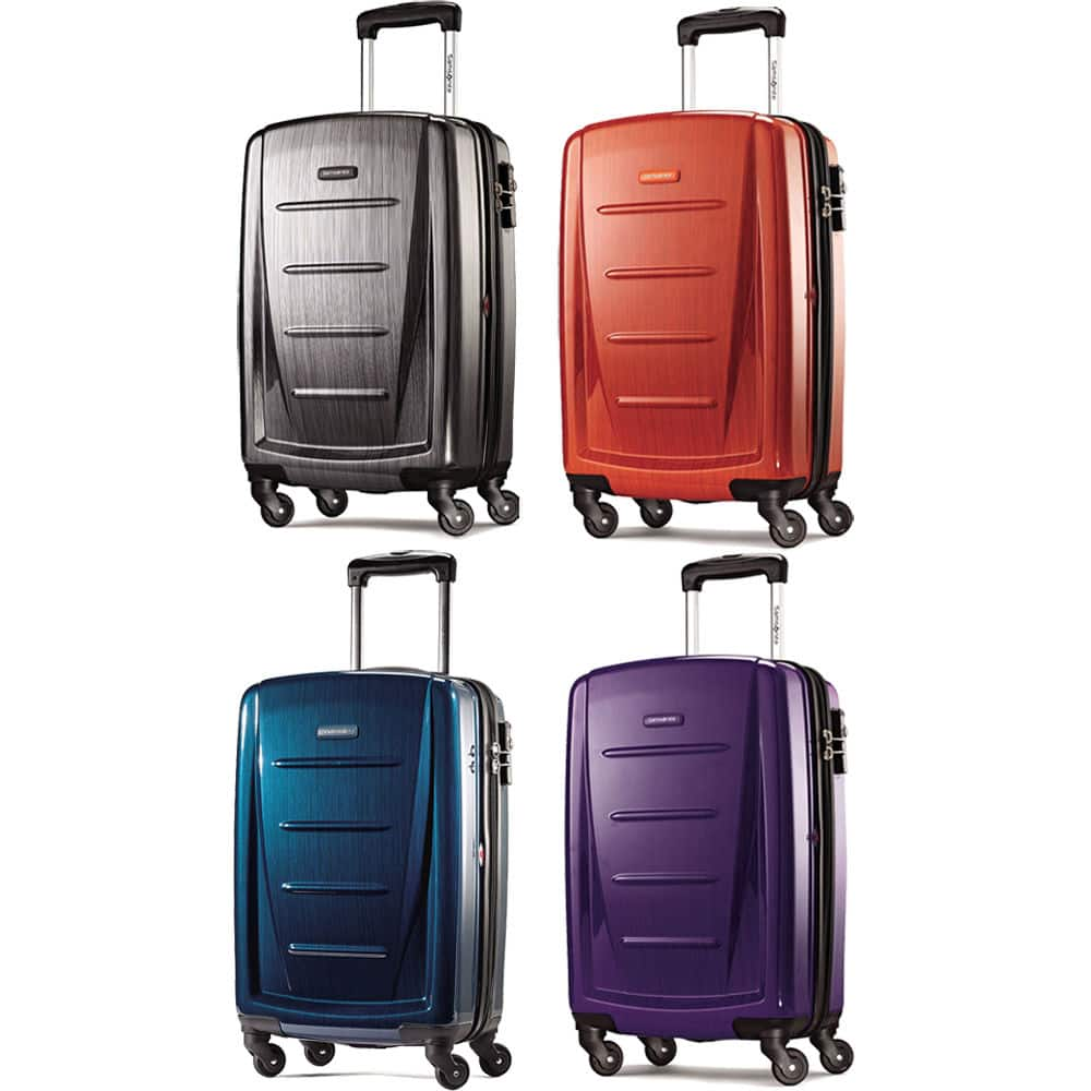 Browse our massive range of travel luggage, including duffle bags and suitcases from such brands as Samsonite and Antler.