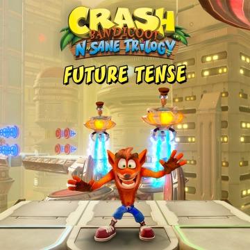 Crash Bandicoot N  Sane Trilogy DLC (PS4 DD) Future Tense Level