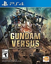 Prime Members: Gundam Versus (PS4) $14.99 + Free Shipping