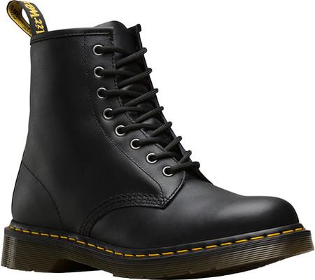 c1ec9041b474f4 Dr. Martens 8-Eye Leather Boots (Black) - Slickdeals.net