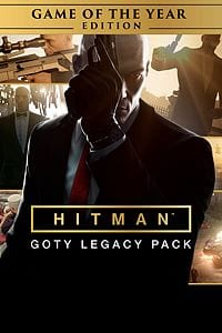 Hitman Game Of The Year Legacy Pack Xbox One Digital Download