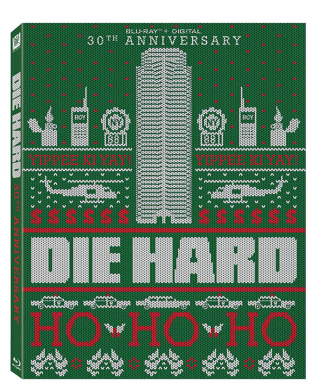 cozy fresh c2a52 eb615 Die Hard  30th Anniversary Edition (Blu-ray + Digital HD ...