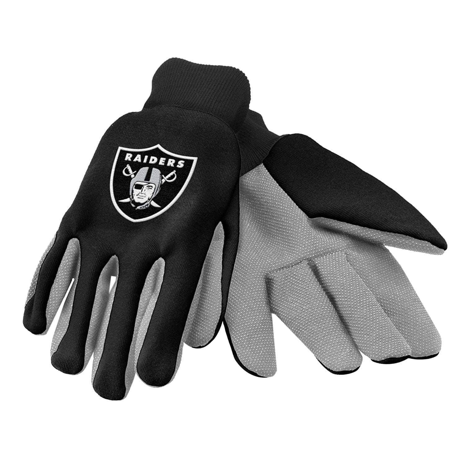 b1f89229c Add-on Item  FOCO NFL Unisex Utility Gloves (Oakland Raiders ...