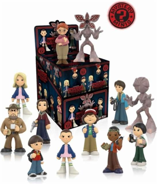 Toy Clearance Sale Funko Stranger Things Mini Vinyl Figure - amazoncom 24 ultimate roblox collection bundled with blind