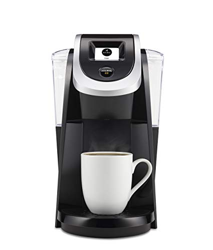 Keurig K200 K-Cup Pod Coffee Maker (Refurb, Black) - Slickdeals.net 86bebb1f22bf