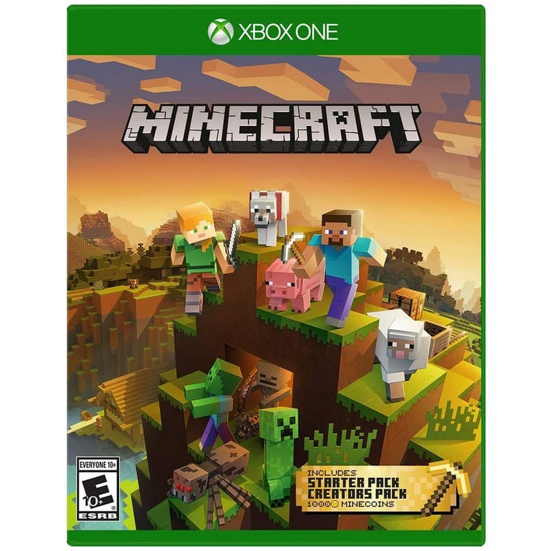 Minecraft Master Collection (Xbox One Digital Download) $19.75