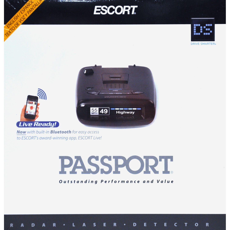 Passport Radar Detector >> Sam S Club Members Escort Passport Radar Laser Detector W