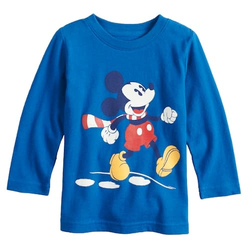 cda345280 Kohl's Cardholders: Disney Baby Girls & Boys Clothes by Jumping ...