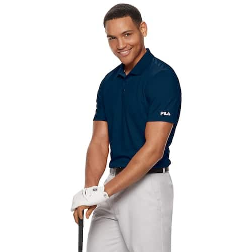 ceacbf774 Kohls Cardholders: Men's Fila Sport Golf Pro Core Performance Polo ...