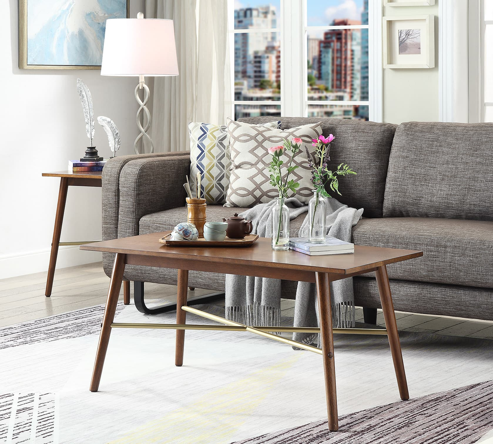 Better Homes + Gardens Coffee Tables: Elizabeth Coffee Table ...