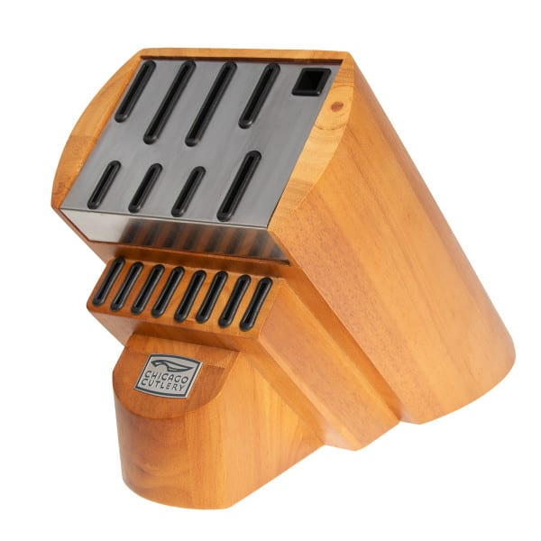 Chicago Cutlery Wood & Steel Fusion Knife Storage Block $7 + Free Shipping