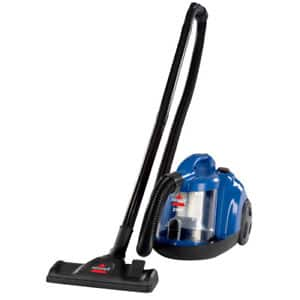 Bissell Zing Rewind Bagless Canister Vacuum $40 FS AC @ eBay from Bissell direct