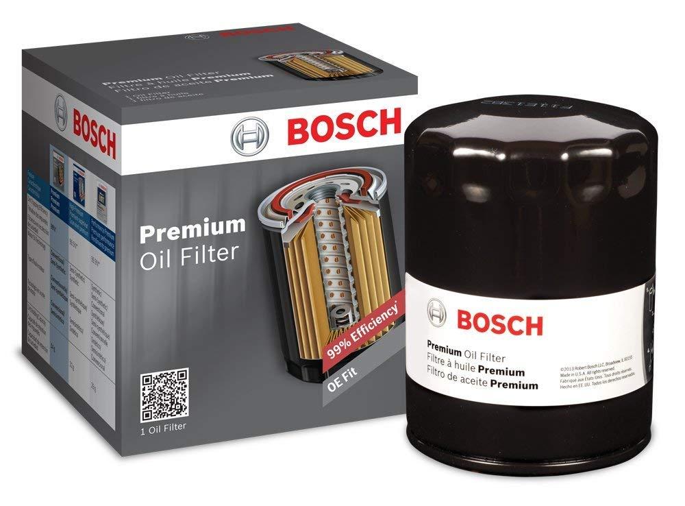 Bosch 3323 Premium FILTECH Oil Filter $3.83 @ Amazon