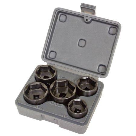Lisle 13300 5-Piece Oil Filter Socket Set $25.89 @ Amazon Camelizer Historical Low $25.89