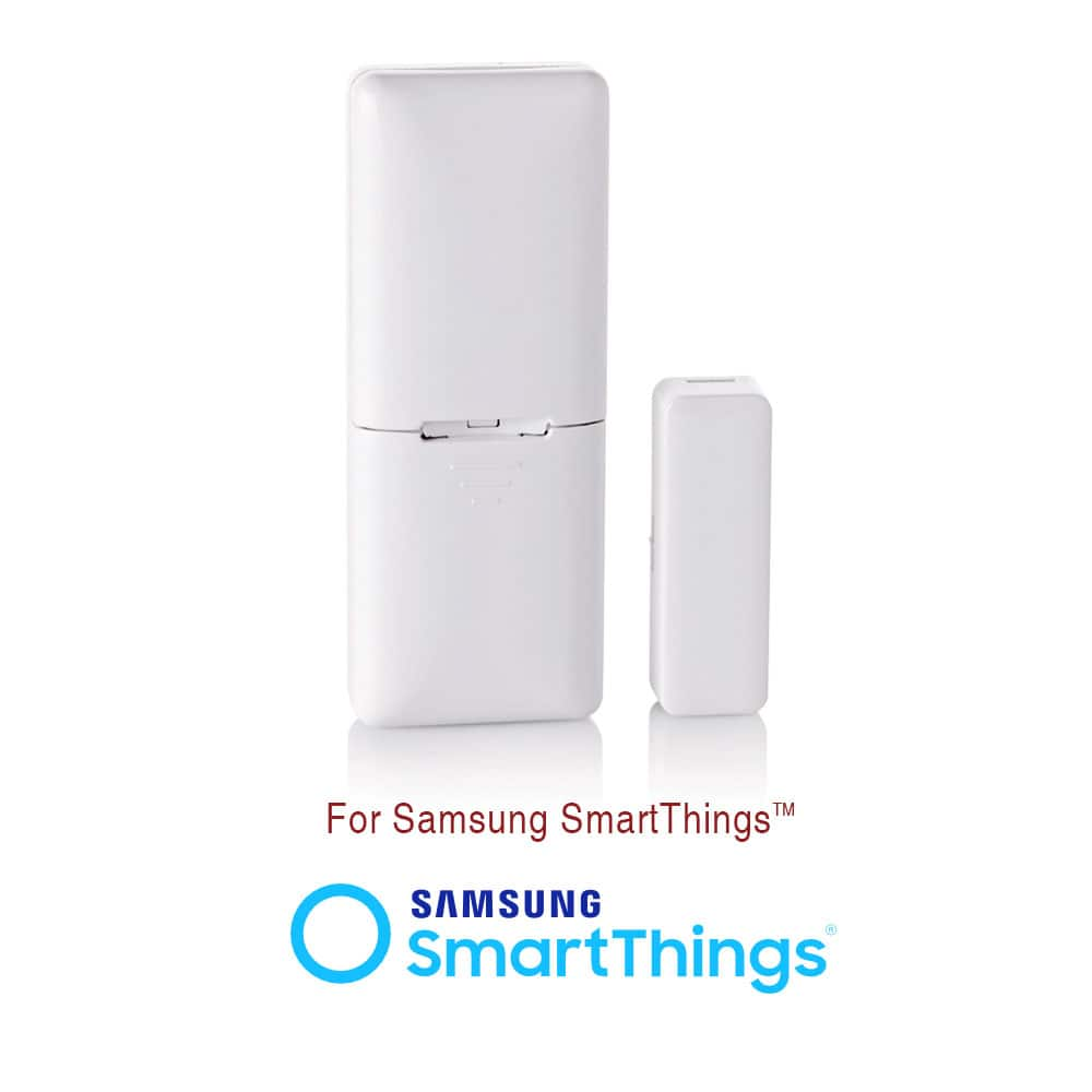 Samsung SmartThings Sensors: Visonic Wireless Window/Door Sensor