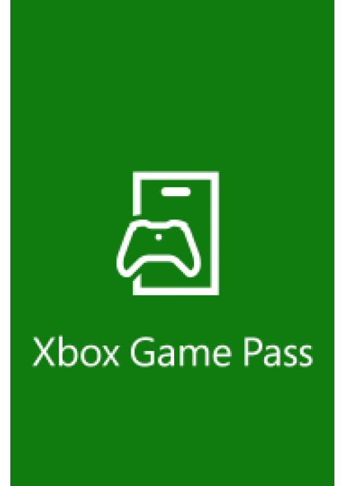 1 Month Xbox Game Pass Xbox One $3.49