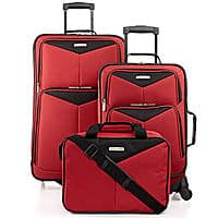 Macys Deal: Travel Select Bay Front 3 Piece Spinner Luggage Set - $50 Free Pick Up in Store YMMV