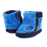 6PM Deal: The North Face Fleece Infant Booties - $15 Shipped