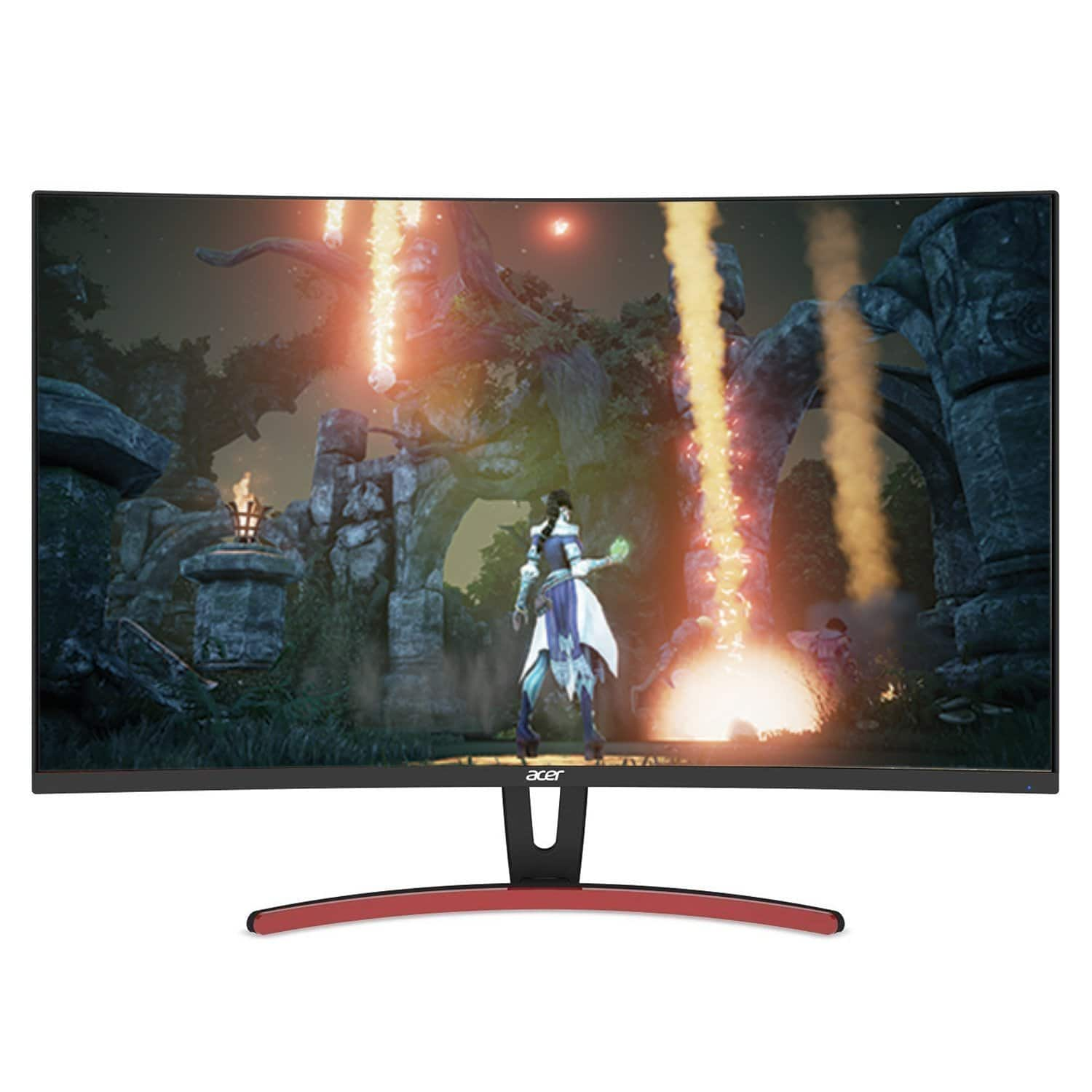 """31.5"""" Acer ED323QUR Abidpx Curved 2560x1440 144Hz FreeSync VA Monitor $279.99 + Free Shipping"""