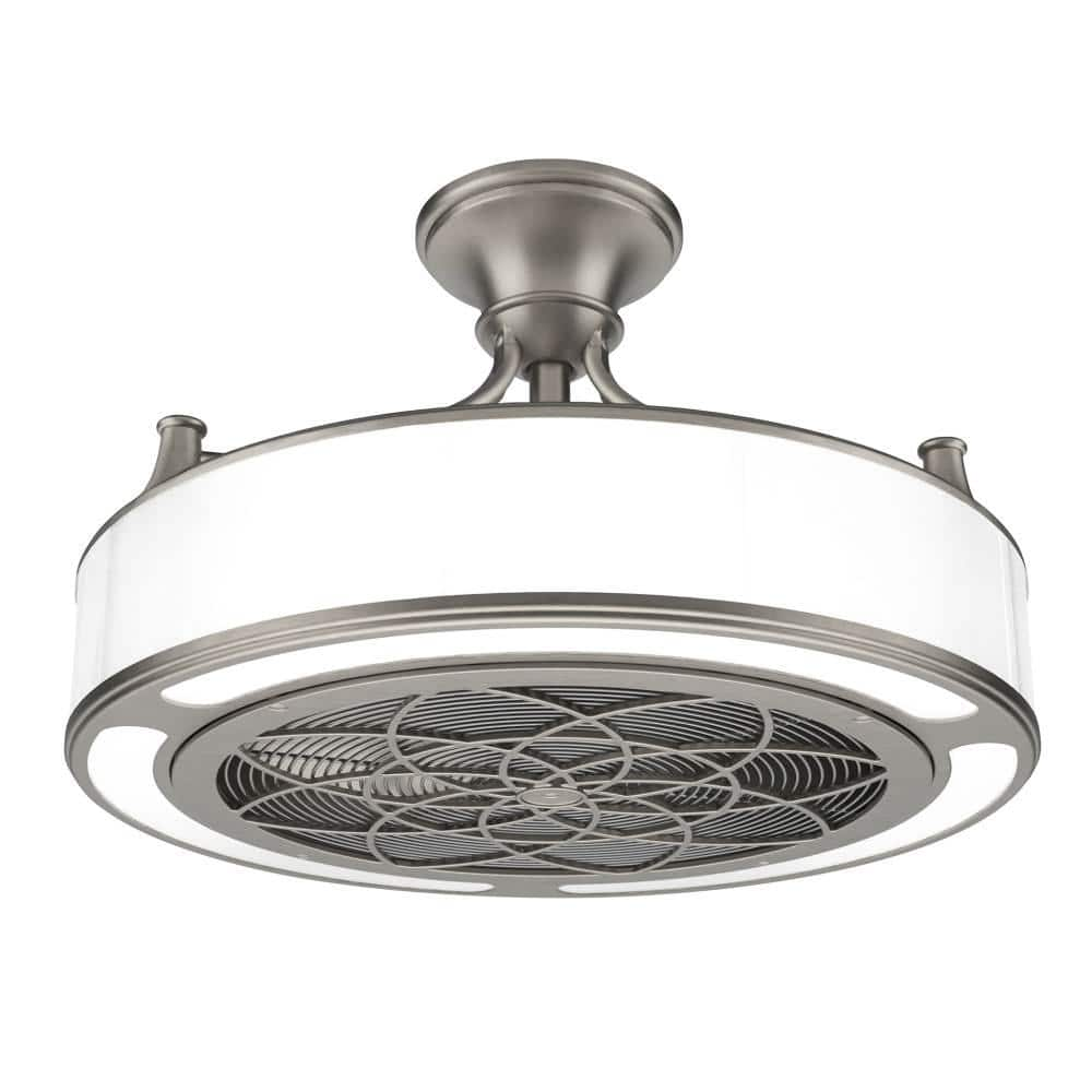 Anderson 22 in. LED Indoor/Outdoor Ceiling Fan with Remote Control @ Home Depot for $179 + Free Shipping