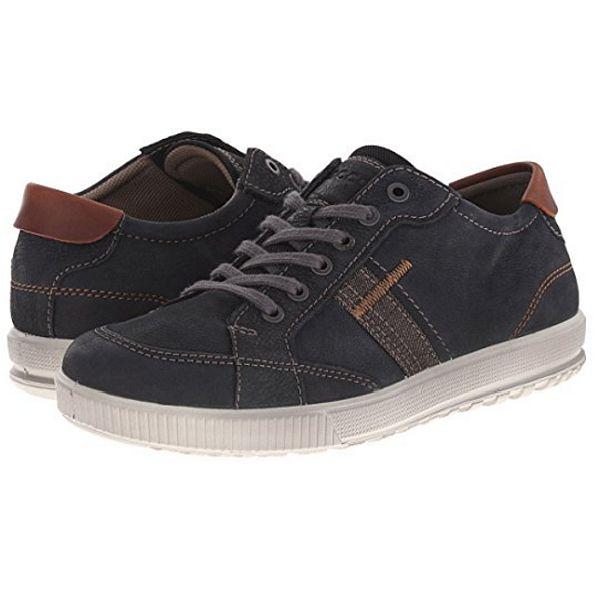 3df3937585ccf ECCO Men's Ennio Retro Fashion Sneaker Various Sizes Black or Warm ...