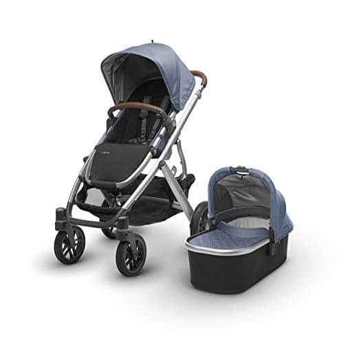 Uppababy 2018/2019 Vista Stroller $720 / Cruz Stroller $440 (20% off) Additional 15% (with Prime) with registry coupon Amazon.com