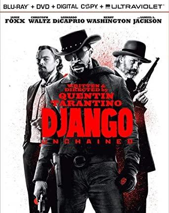 Django Unchained [Blu-ray] Multi Format $4 at Amazon