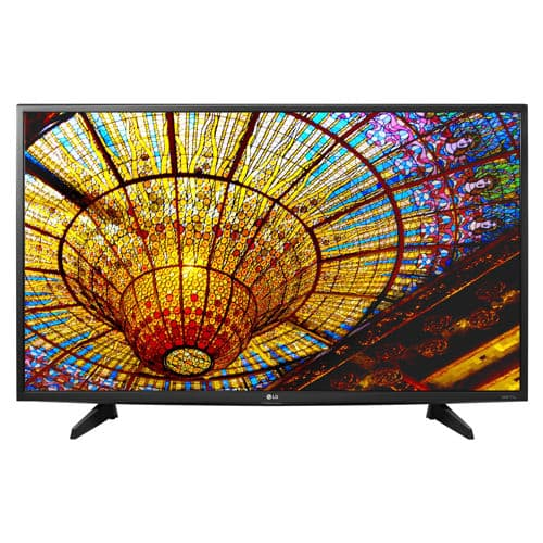 "LG 43"" 4K Ultra HD Smart LED LCD TV 43UH610A 379.99 @ COSTCO"