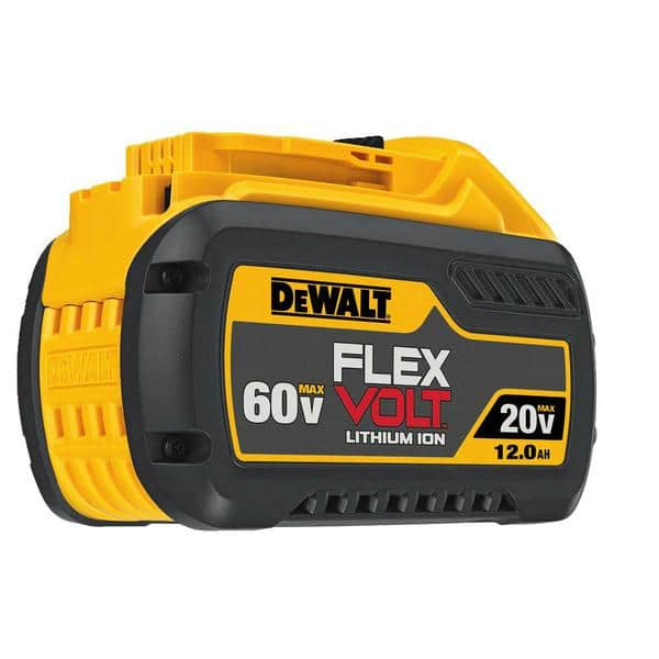 Genuine DeWalt DCB612 20V/60V MAX FLEXVOLT 12Ah Battery $168.99 + free shipping