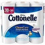 Cottonelle 18-roll $8.35 @ Target (Cartwheel+RedCard+FS) til 08/01