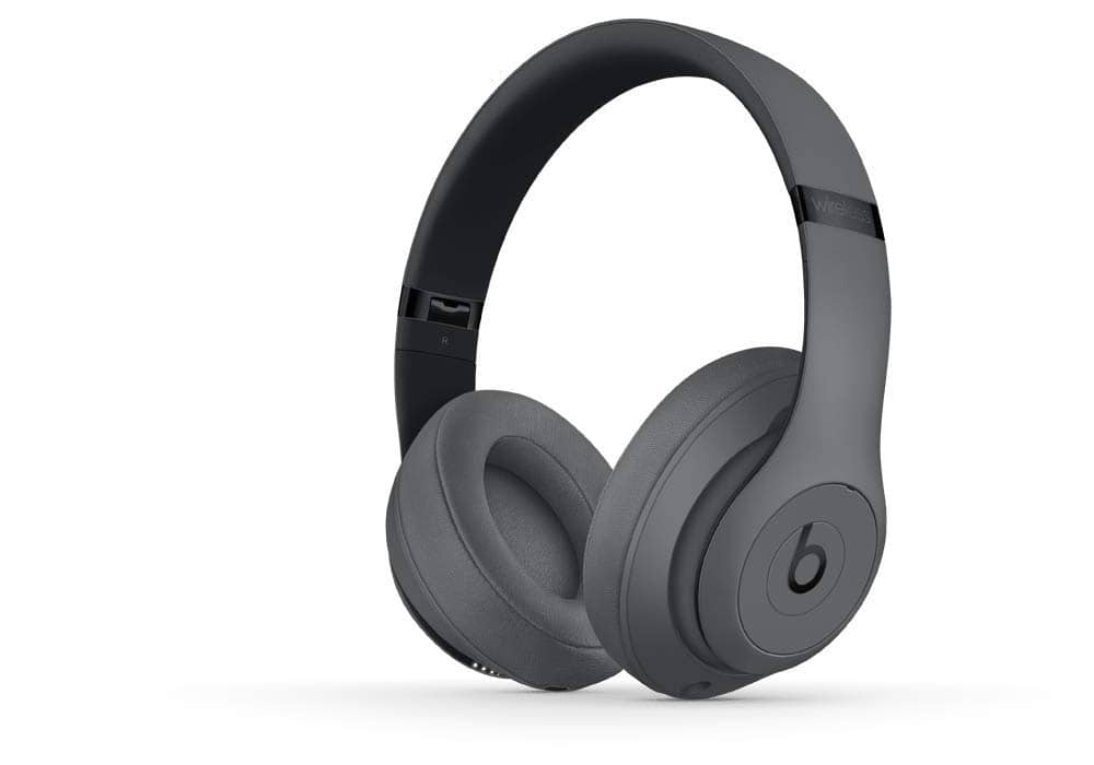 Beats Studio3 Wireless Noise Canceling Over-Ear Headphones - Gray [Core Collection] $199.99