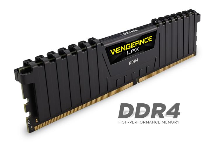 CORSAIR Vengeance LPX 16GB (2 x 8GB) 3200 DDR4 3200 (PC4 25600) for $124.99 @ Newegg
