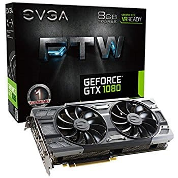 EVGA 1080 FTW available to order on Amazon, In-Stock data set as March 5th $680 $679.99