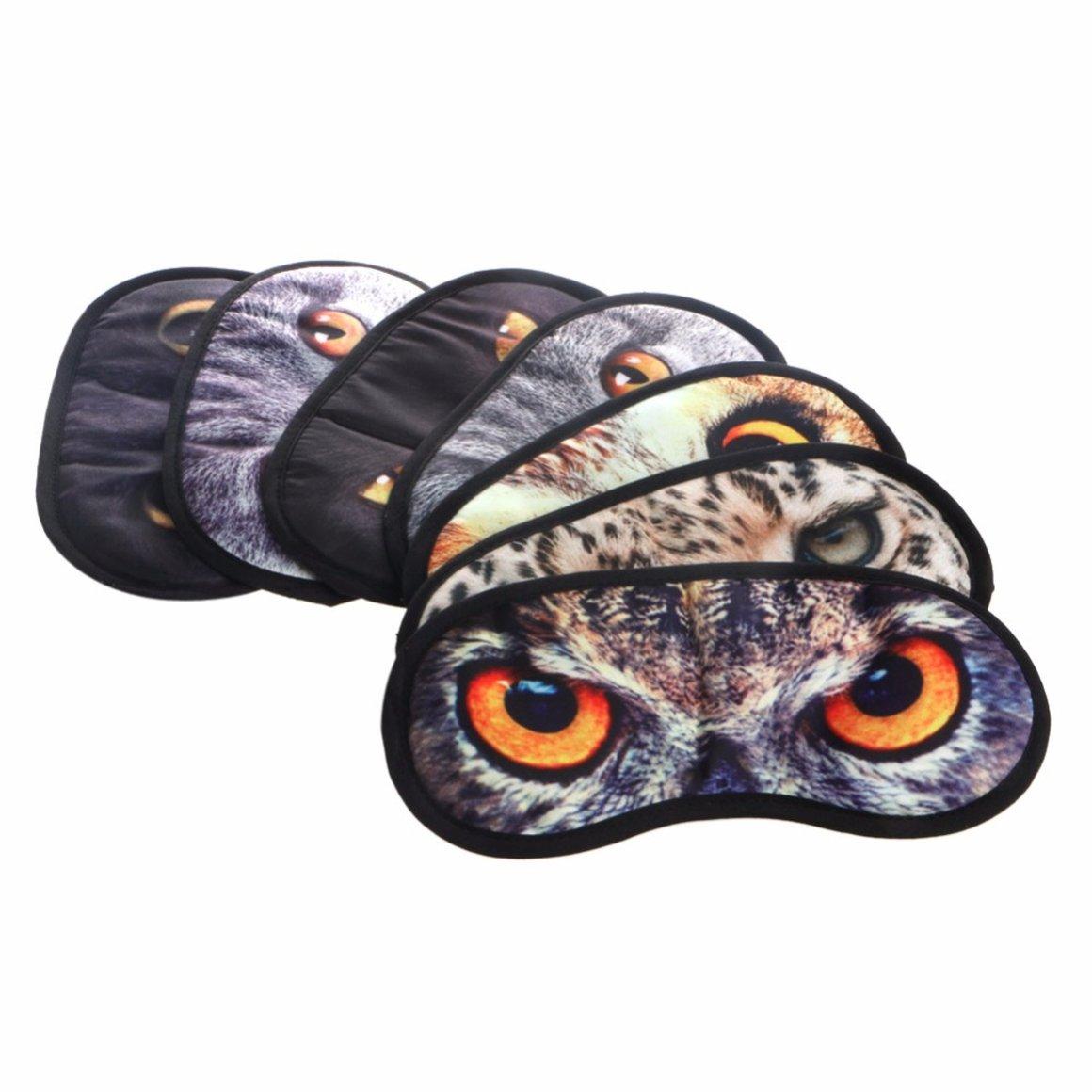 $0.00 Animal print sleeping mask WARNING: possible phishing site