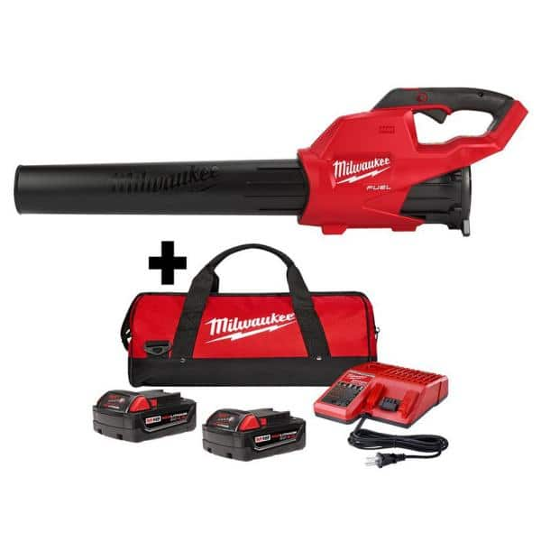 Milwaukee M18 FUEL *Pick a Tool* w/ Two 4.0Ah Batteries Charger Contractor Bag Home Depot Online/Instore $199.99