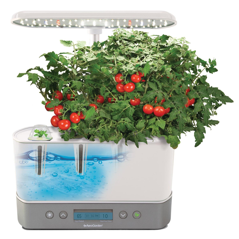 AeroGarden Harvest Elite with Gourmet Herb Seed Pod Kit $112