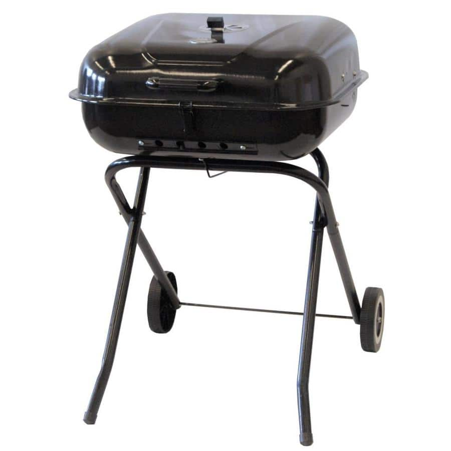 YMMV Lowes - The Original Outdoor Cooker 21.5-in Black Charcoal Grill ($10)