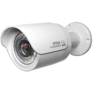 High Definition Dahua IP Network Security Camera - Bullet IR $130 Shipped